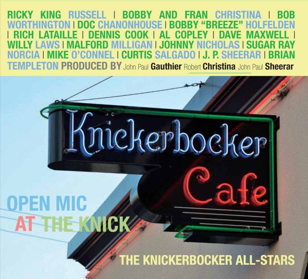 The Knickerbocker All-Stars