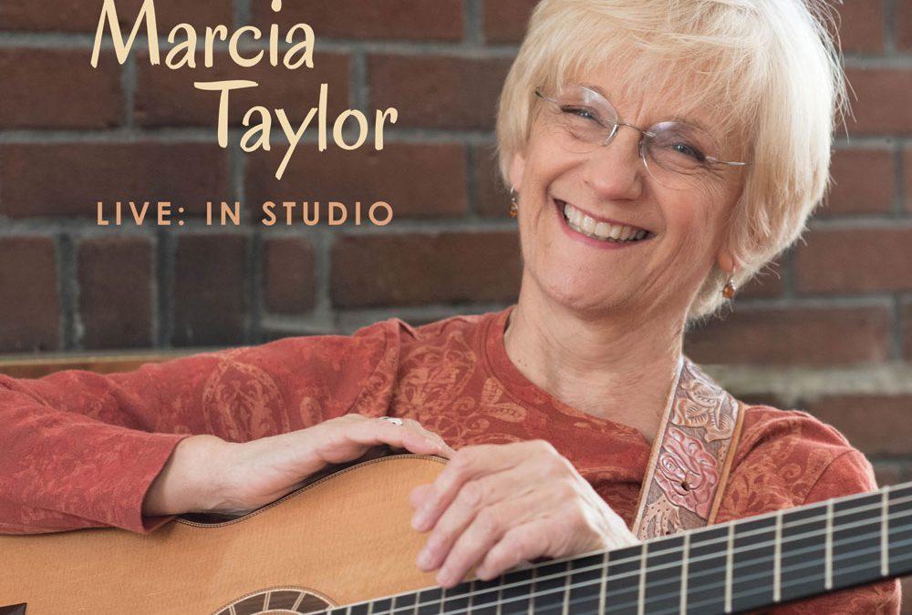 Marcia Taylor Live: in Studio